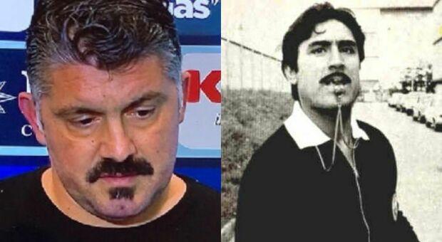Gattuso, il simpatico retroscena sui baffi: «Sembro Buzzanca!». Social scatenati
