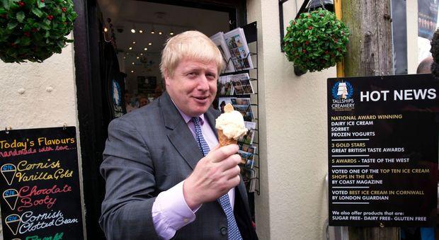 Brexit, la frase choc di Johnson: «L'Ue ha stessi obiettivi di Hitler»