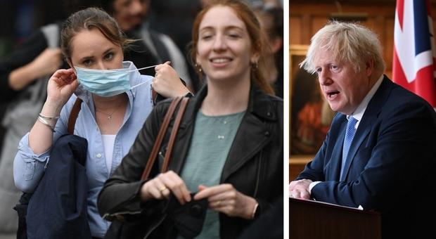 Variante Delta, la Gran Bretagna apre tutto. Il ministro della sanità: «Arriveremo a 100.000 contagi al giorno»