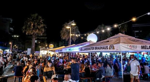 Street Food Festival al Torrino, dall'11 al 13 settembre 2020