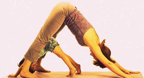 Yoga per i bambini, utile per la concentrazione