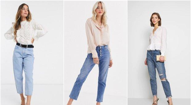 La camicia della primavera 2020? È in stile vittoriano tra colletto maxi, pizzi e ricami: ecco come indossarla
