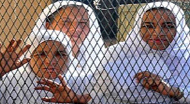 Egitto, serpenti giganti minacciano le «detenute del carcere femminile Al Qanatir»