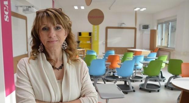 La preside Alessandra Rucci