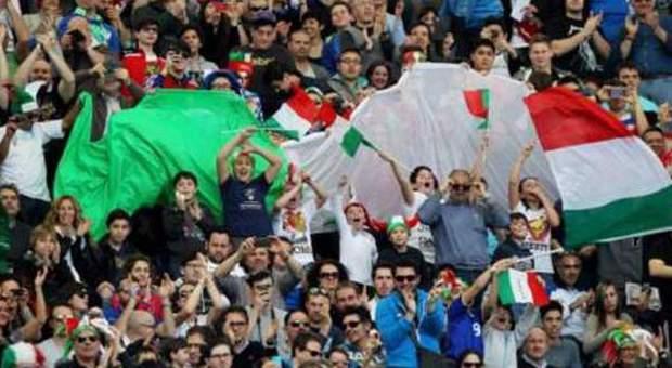 Rugby, Sei Nazioni: per Italia-Francia tutta Roma coinvolta prima della festa al Foro Italico