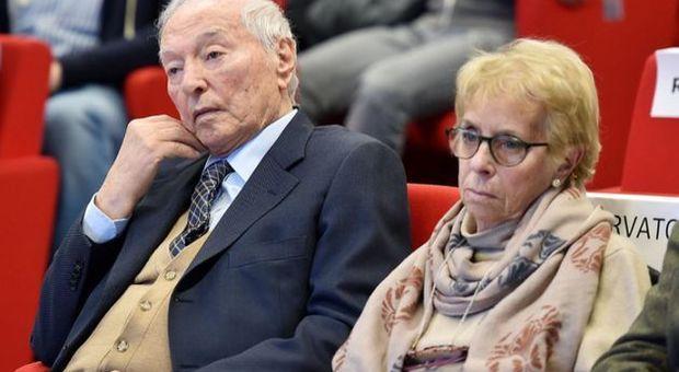 Piero Angela: «Mia moglie ha rinunciato alla carriera per me, ma non le ho mai detto