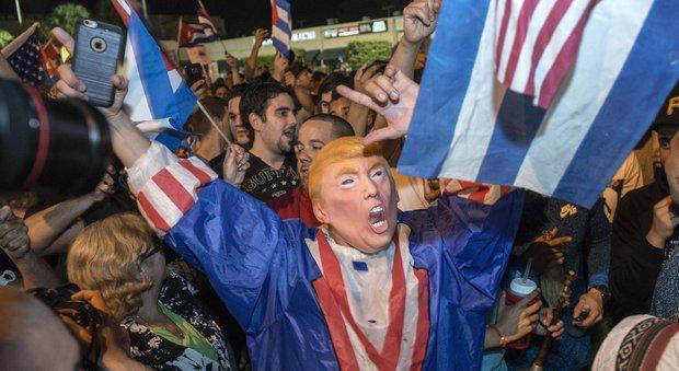 La morte di Castro: gli Usa gioiscono, ma guardano al futuro