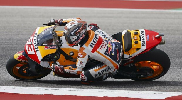 Gp delle Americhe: vince Marquez, Bagnaia arriva terzo