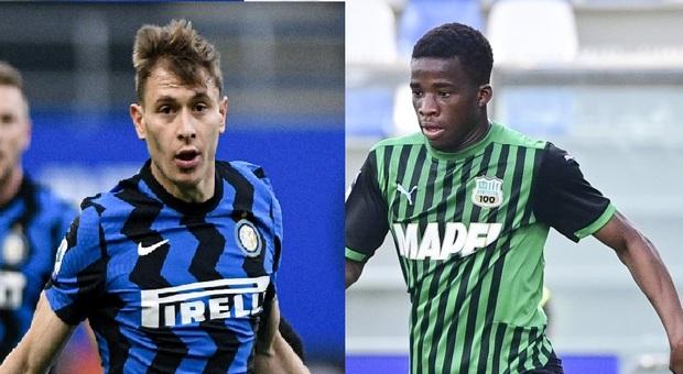 Serie A, un turno di squalifica per Barella e Traore; la decisione del giudice sportivo