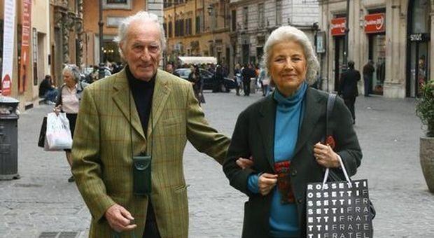 Roma, morto il principe Nicolò Borghese: era il marito di Franca Faldini, l'attrice compagna di Totò