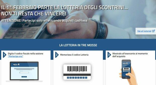 Lotteria scontrini, si parte il primo febbraio: come partecipare, dalle estrazioni mensili a quelle settimanali