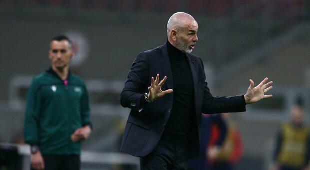 Milan, Pioli avvisa i rossoneri: «La Roma non è solo Dzeko»