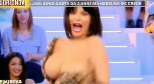 Francesca cipriani nuda