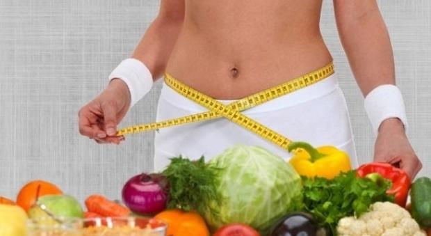 frutta e verdura ideali per dimagrire