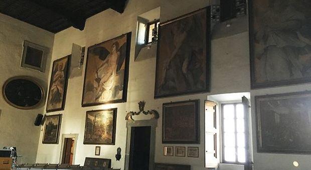 ENEA: primo monitoraggio hi-tech per Palazzo Chigi ad Ariccia - Il Messaggero