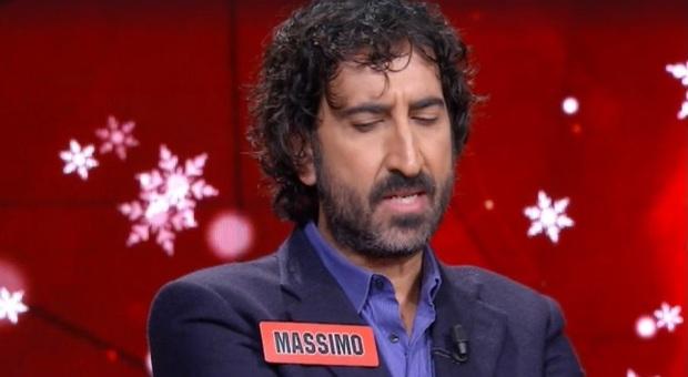 Massimo Cannoletta perde al triello dell'Eredità: alla Ghigliottina ci va Marco