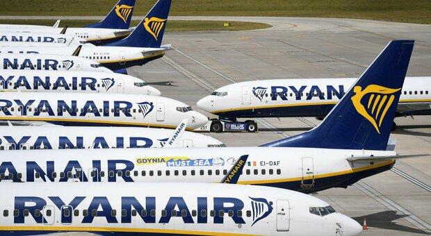 Ryanair, perdite per 815 milioni nell'ultimo anno: pesa il Covid sul bilancio in rosso