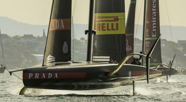 America's Cup, Team New Zealand vince World Series: Luna Rossa in crescita