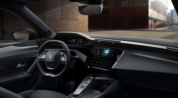 L'i-Cockpit della nuova Peugeot 308