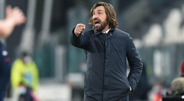 Juve, Pirlo: «Conte mi ha spinto ad allenare, ma domani siamo contro: non firmo per il pari»