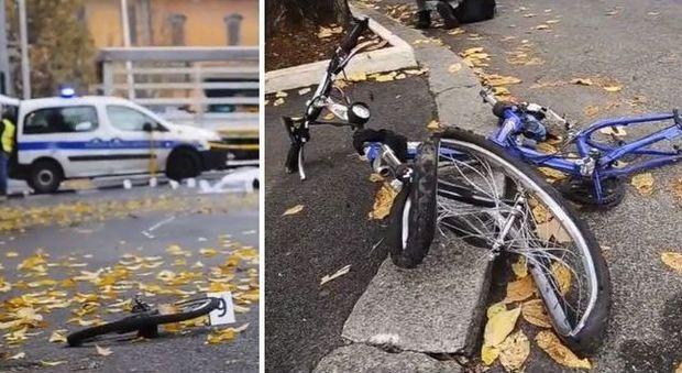Roma, ciclista travolto e ucciso da un pullman in via Merulana