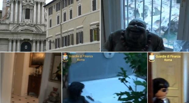Banda della Magliana, confiscato il tesoro di Diotallevi: anche un attico a Fontana di Trevi