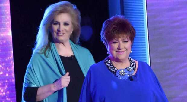 Orietta Berti e Iva Zanicchi a Verissimo: «Non siamo dive, e il pubblico ci ama per questo»