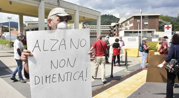 Inchiesta zona rossa ad Alzano, il pm: «Nessuna richiesta scritta né dalla Lombardia né dal governo»