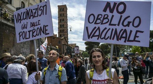 """Green Pass, nuova settimana di proteste per il popolo """"no vax"""""""