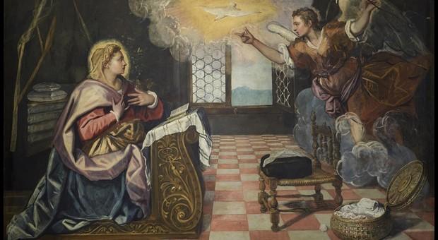 L'Annunciazione Grimani