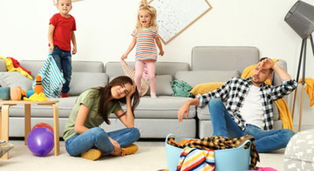 Lockdown e famiglia, il 68% delle lavoratrici ha dedicato più tempo agli impegni di casa