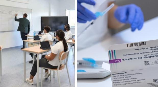 Vaccini, nel Lazio da stanotte già 10mila prenotazioni per docenti e corpo scolastico
