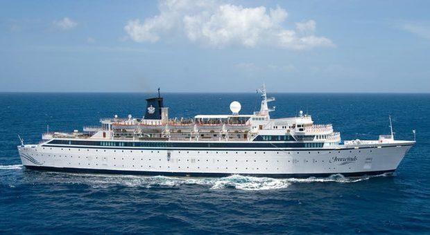 Nave di Scientology in quarantena ai Caraibi. «A bordo casi di morbillo»