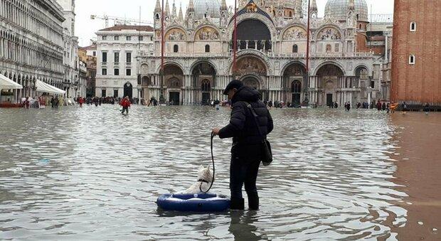 Venezia, marea di
