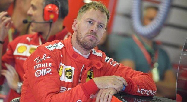 Vettel: «Ferrari, non vedo l'ora di guidarti. Tagli allo stipendio? Ne parlo con il team»