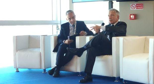 """Fiumicino, Castellucci: """"AdR esempio del metodo Atlantia che mette al centro la qualità"""""""