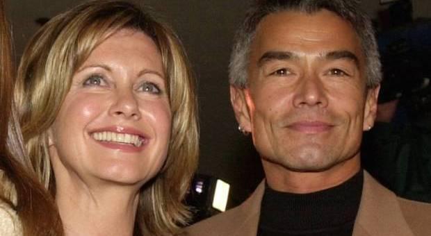 Olivia Newton-John e Patrick McDermott
