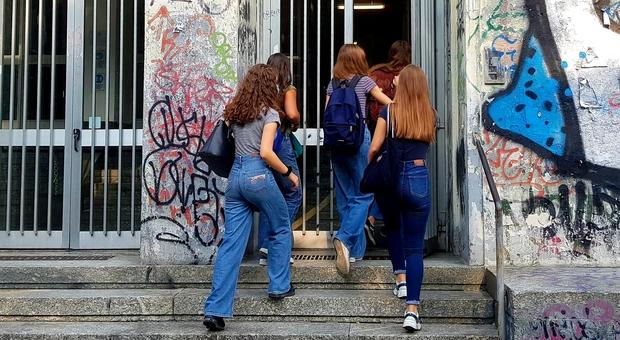 Liceo Volta, Milano ph. Nicole Cavazzuti