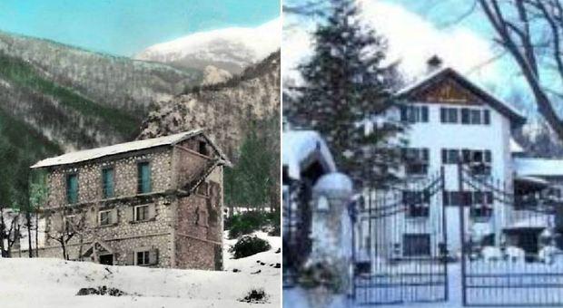 Il Rigopiano da rifugio a resort: ecco com'è cambiato in 60 anni