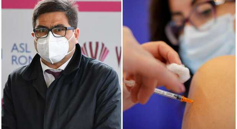 Seconda dose Pfizer, D'Amato: «Nel Lazio confermato lo spostamento. Protezione dell'80% già dopo la prima»