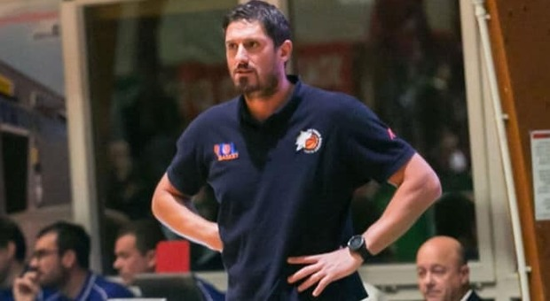 Alex Righetti la scorsa stagione a Valmontone