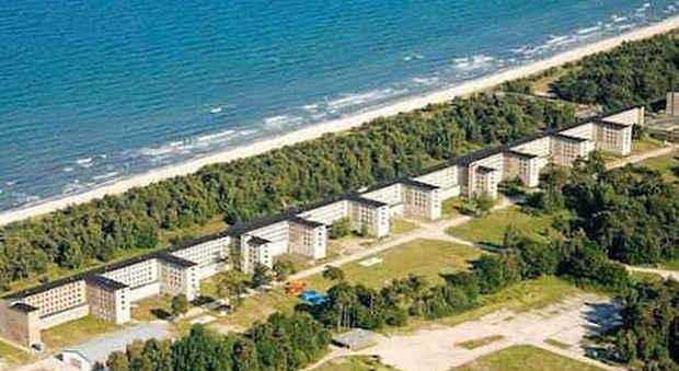 L'hotel da 10mila camere senza clienti: l'albergo fantasma più grande del mondo, voluto da Hitler