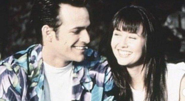 Beverly Hills 90210 sta per tornare, Shannen Doherty ricorda Luke Perry: «Torno a essere Brenda solo per lui»