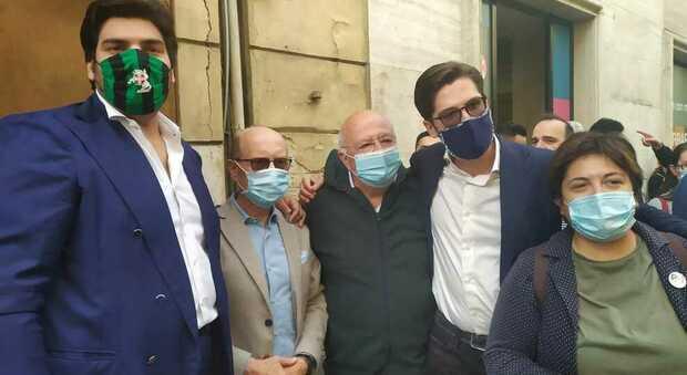 Chieti, Diego Ferrara è il nuovo sindaco. Battuto il candidato della Lega, Fabrizio Di Stefano