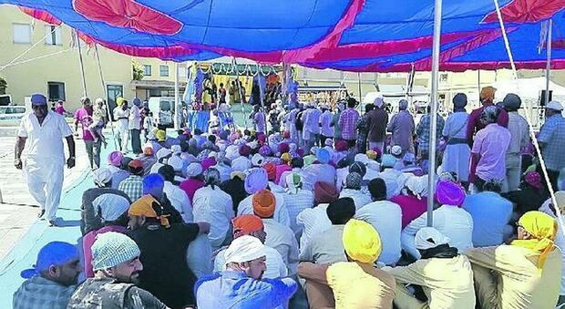 Variante indiana, a Latina il focolaio dei sikh: quasi 300 positivi, la Regione avvia un'indagine