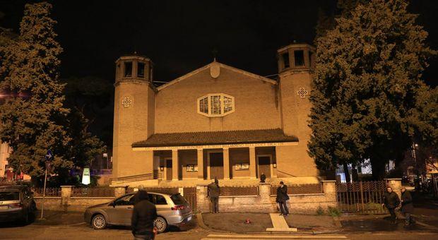 Don Nicola Filippi abbandona la parrocchia di San Bellarmino ai Parioli