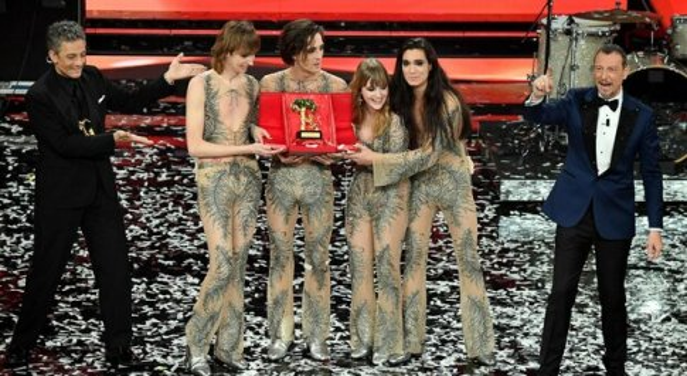 Sanremo 2021, per la finale 13 milioni di spettatori e share del 49.9%