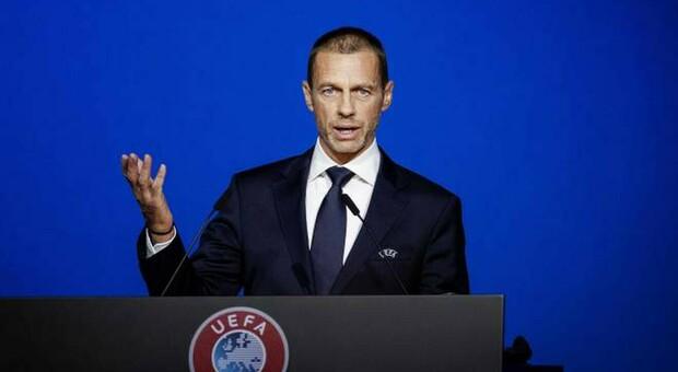 Ceferin sui tifosi allo stadio agli Europei: «Fuori le città che non li garantiranno»