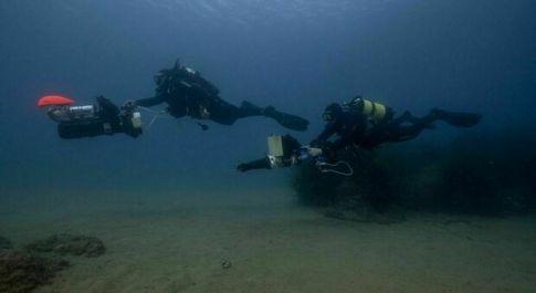 Capo Rizzuto, arrivano gli scooter subacquei per salvare i tesori in fondo al mare