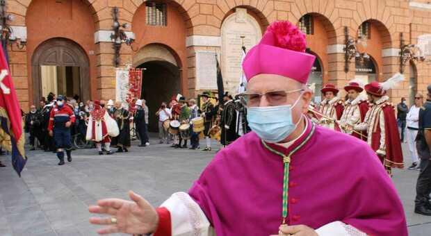 """Monsignor Domenico Sorrentino guida la diocesi di Foligno """"in persona episcopi"""""""